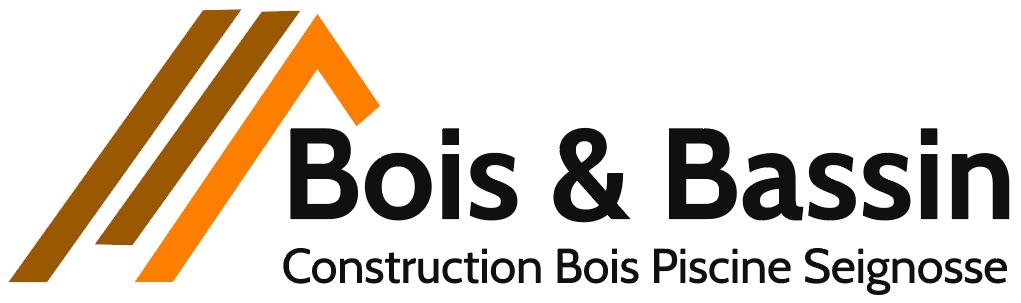 Logo bois et bassin